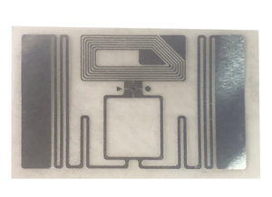 XY-U130382301T Dual Frequency Dry Inlay With EM4423 For RFID Label