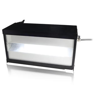 Flat Led Lamp Long Distance Linear Light