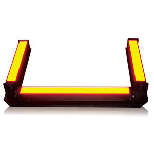 U Shaped Back Light Led Light Solutions Inc|Dual rectangular back light