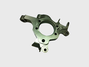 Customized Stainless Steel 5 axis machining part supplier China | Lanyu