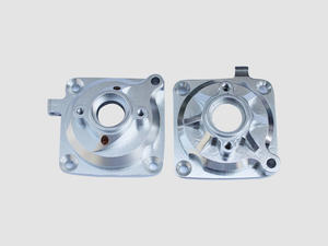 Aluminum 5 Axis Milling Parts