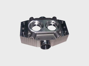 Customized Precision Stainless Steel Cnc Milling supplier China | Lanyu