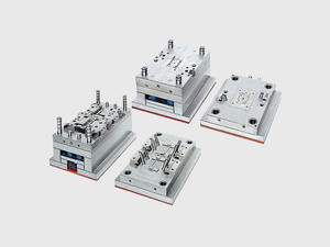 Precision Plastic Injection Tools Component Supplier China | Lanyu