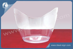 Plastic PS Large Ice Bucket
