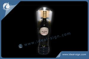 Universal Stainless Steel LED Liquor Display OEM/ODM Acceptable
