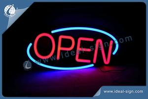 China supplier for open neon signs open led sign bar wholesale