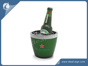 Stainless Steel Small Ice Bucket For Advertisement