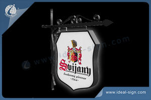 Illuminated Bar and Pub Sign,Outdoor Pub Sign