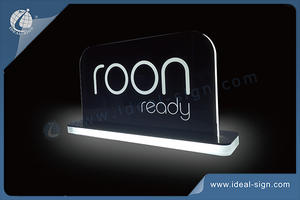 Roon Ready Table Led Sign