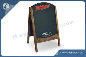 Wholesale Chalkboard A Frame Signs For Outdoor Use