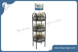 Multi-layer Bottle Wine Rack for sale
