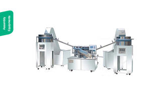 top quality fully automatic syringe assembly machine factory