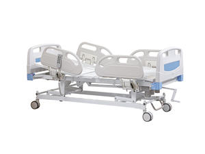 THREE FUNCTIONS ELECTRIC CARE BED