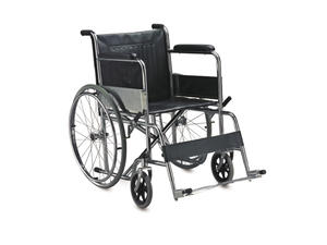 Othopedics Foldable Aluminium Alloy Framework Wheelchair manufacturers