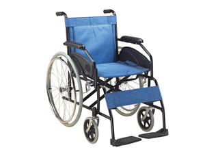 Steel Wheelchair AGST003