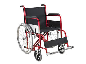 Steel Wheelchair AGST004