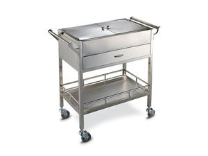 Stainless Steel Treatment Trolley AGHE025