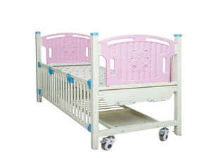 Adjustable Manual Pediatric Children Hospital Bed AGHBE003A