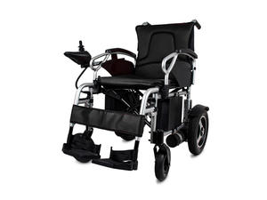 Othopedics adults steel foldable electric wheelchair manufacturers