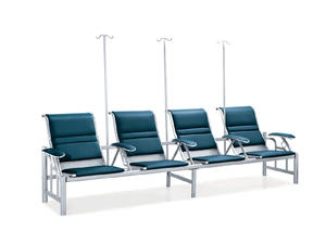 Othopedics Hospital public 4 seater iv infusion chairs factory
