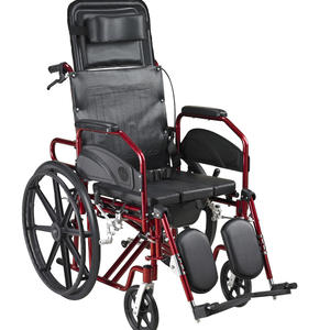 Othopedics Adjustable Manual Aluminum Medical Wheelchair manufacturers