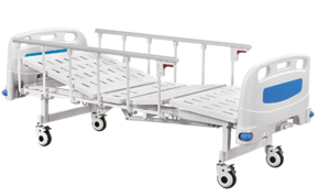 Low price TWO CRANKS MANUAL CARE BED manufacturers