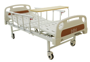 AGHBM010 2-CRANKS MANUAL CARE BED