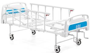 AGHBM012  2-CRANKS MANUAL CARE BED