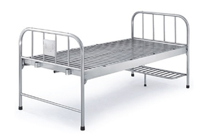 AGHBM019 STAINLESS STEEL HOMECARE HOSPITAL BED