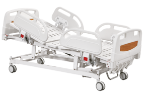 Othopedics FOUR CRANKS MANUAL CARE BED manufacturers