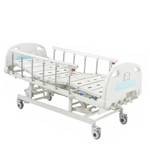 high quality FOUR CRANKS MANUAL CARE BED suppliers