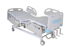 AGHBM004 3-CRANKS MANUAL CARE BED