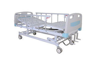 high quality THREE CRANKS MANUAL CARE BED suppliers