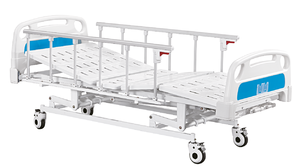 Low price THREE CRANKS MANUAL CARE BED suppliers