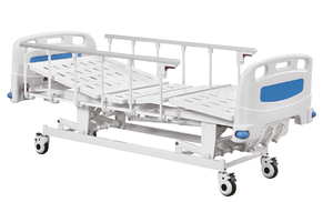 high quality THREE CRANKS MANUAL CARE BED manufacturers