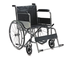 Standard Steel Wheelchair AGST001
