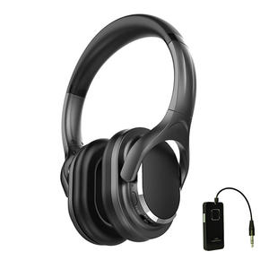 2.4GHz Digital Wireless Headphones Flat Over-ear