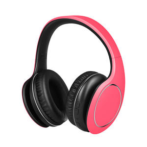 Hi-Fi Stereo Bluetooth Headphone Foldable Over-ear