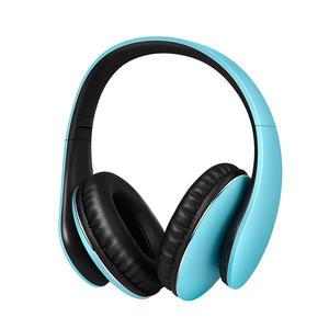 Hi-Fi Stereo Portable Bluetooth Headphone Foldable Over-ear