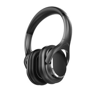 Hi-Fi Stereo Bluetooth Headphone With LED Flat Over-ear