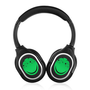RF LED Silent Disco Wireless Headphone (HI-Fi Audio Quality)
