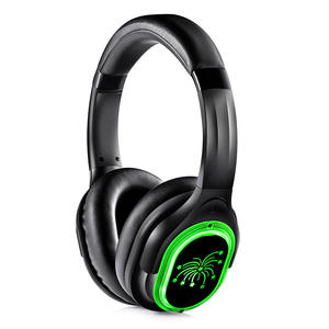 New LED Hi-Fi Wireless Silent Disco Headphone