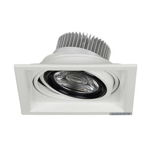 China Commercial Electric Led Recessed Ceiling Lighting Trim Design