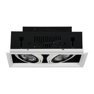 efficient led commercial recessed lighting fixtures