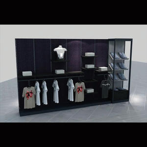 Retail wall wooden counter display case cabinets,display units for shops