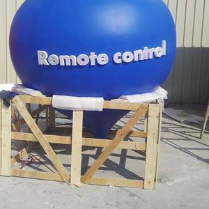 InNovative Design Fiberglass Big Balloon Fiberglass Outdoor Furniture Outdoor Display Props