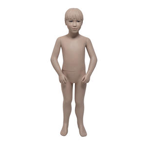 Customized Full Body Kids Mannequin Realistic Baby Boy Mannequin(KMG 4 Years Old Boy Mannequin )