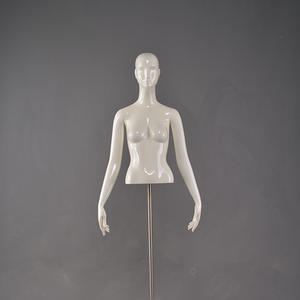 Torso Breast Female Half Body Bust Torso Female Mannequin(DI Half Body Mannequin)