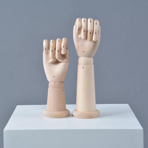 Display Mannequin Wooden Mannequin Hand Display (DH)