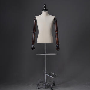 High Quality Clothing Dummy Business Suit Mannequin Half Body Male Mannequins  (WDM)